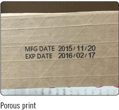 DailyJet HP1000 Hand Coder - Porous Print
